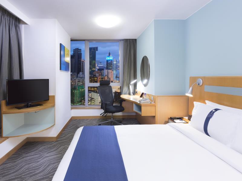Best Price on Holiday Inn Express Causeway Bay Hong Kong in Hong Kong + Reviews