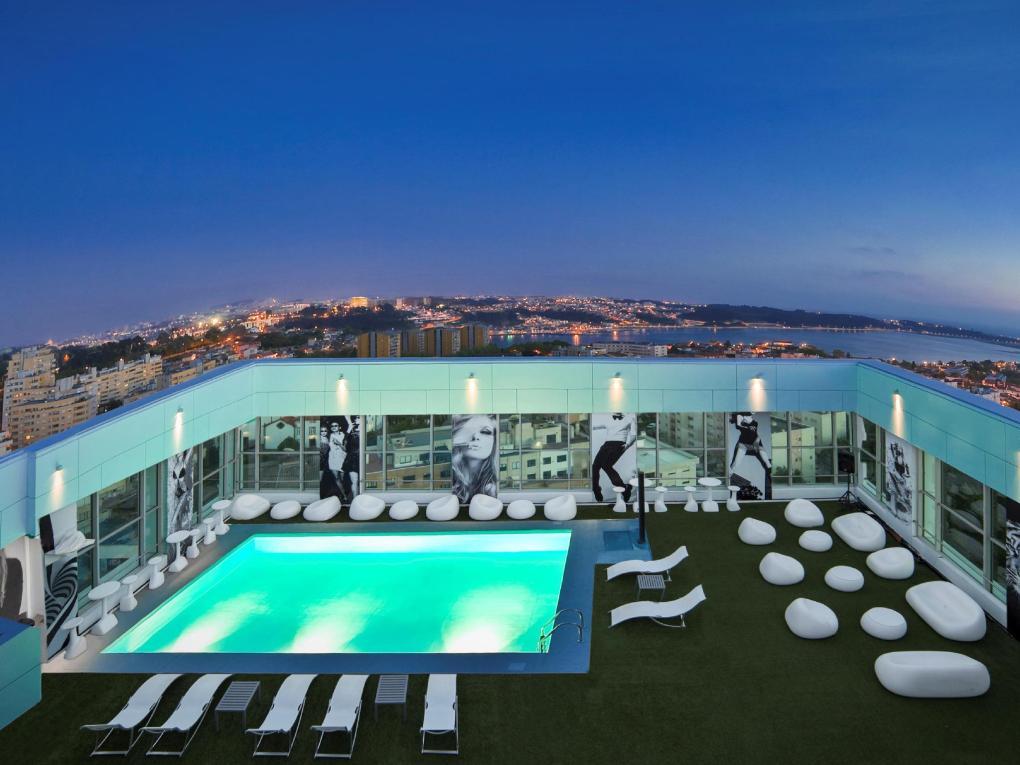 HF Ipanema Park Hotel - Porto - Best hotels to stay in Porto