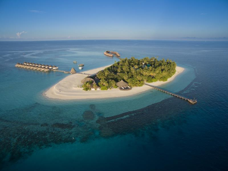 Book Angaga Island Resort and Spa Maldives Islands ...