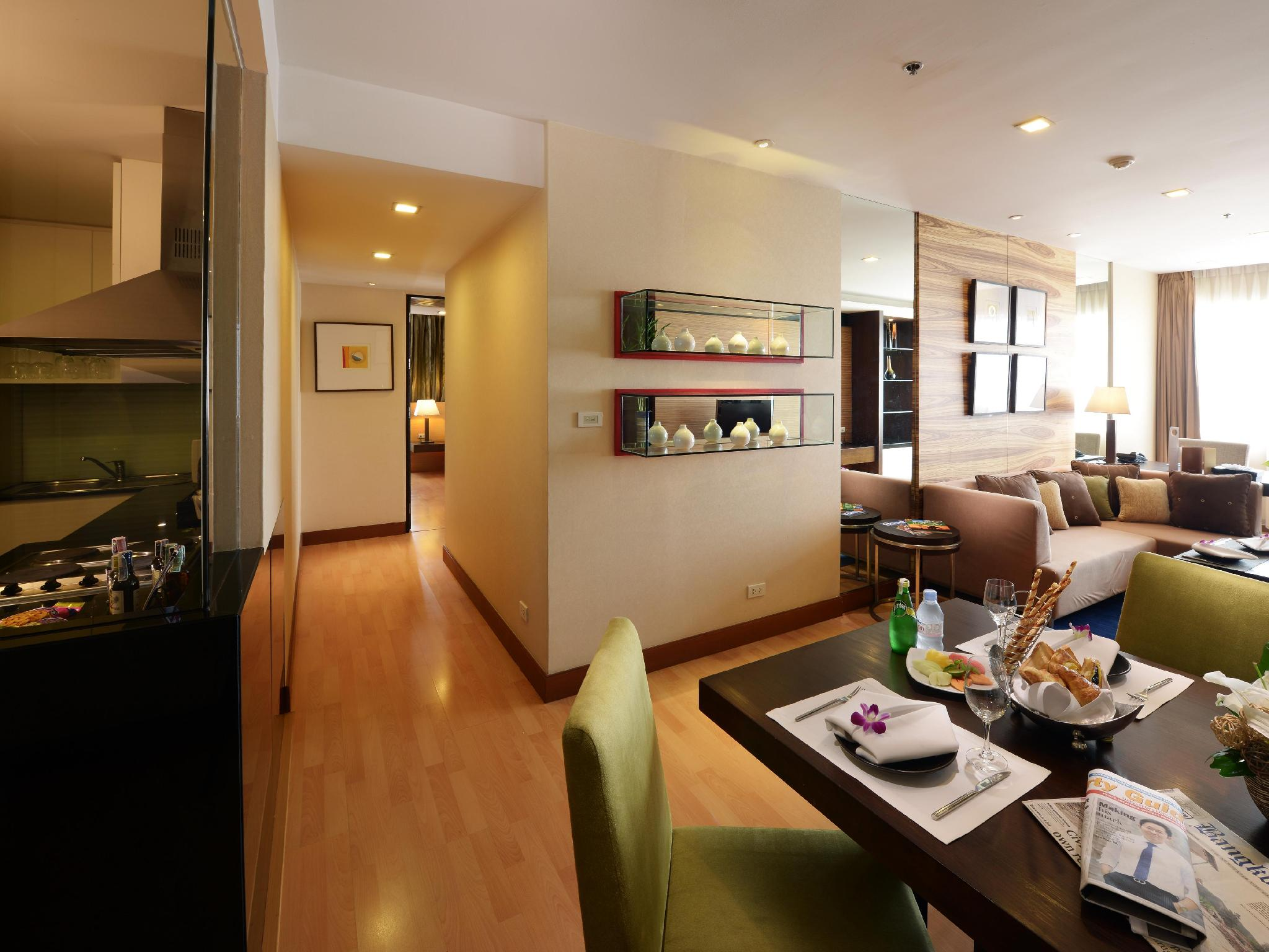 Best Price on Grand Sukhumvit Hotel Bangkok – Managed by Accor in Bangkok + Reviews!