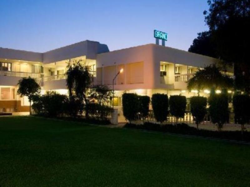 Grand Hotel Agra In India