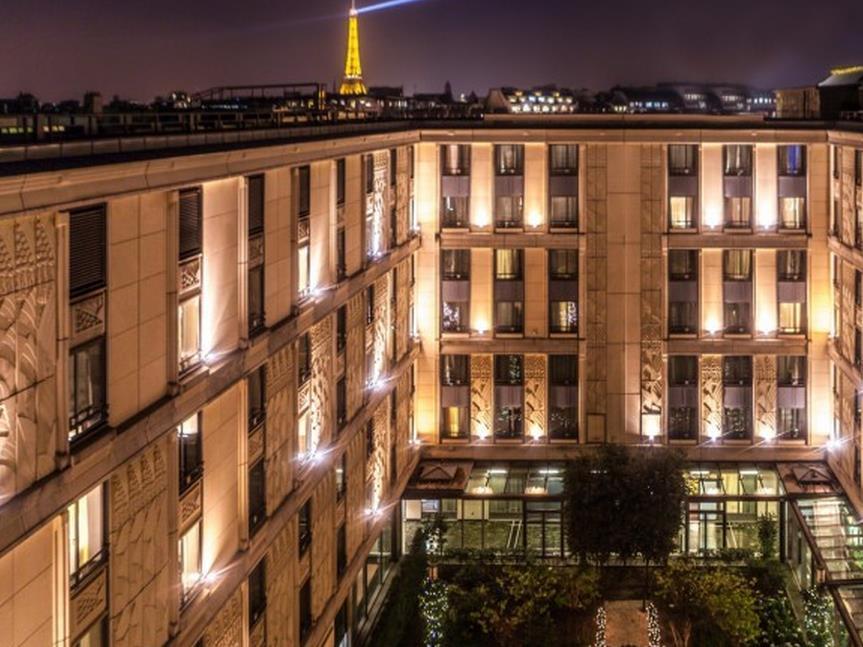 Hotel Du Collectionneur Arc De Triomphe In