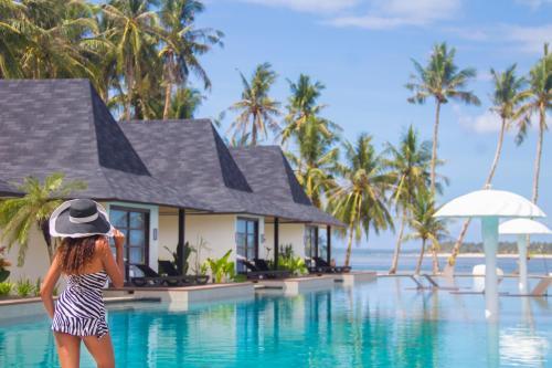 Ocean  Beach Resort General Luna Surigao Del Norte