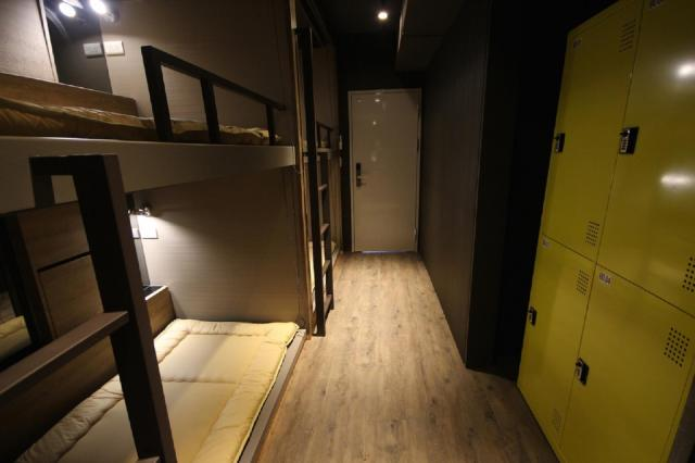 TOP HOSTELS IN TAIPEI: Next Hostel Taipei - Ximending