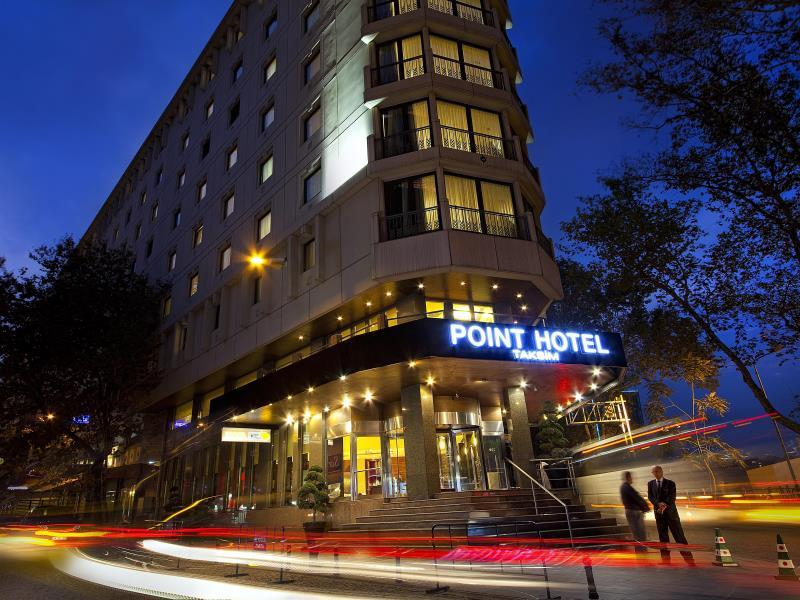 Point Hotel Taksim In Turkey