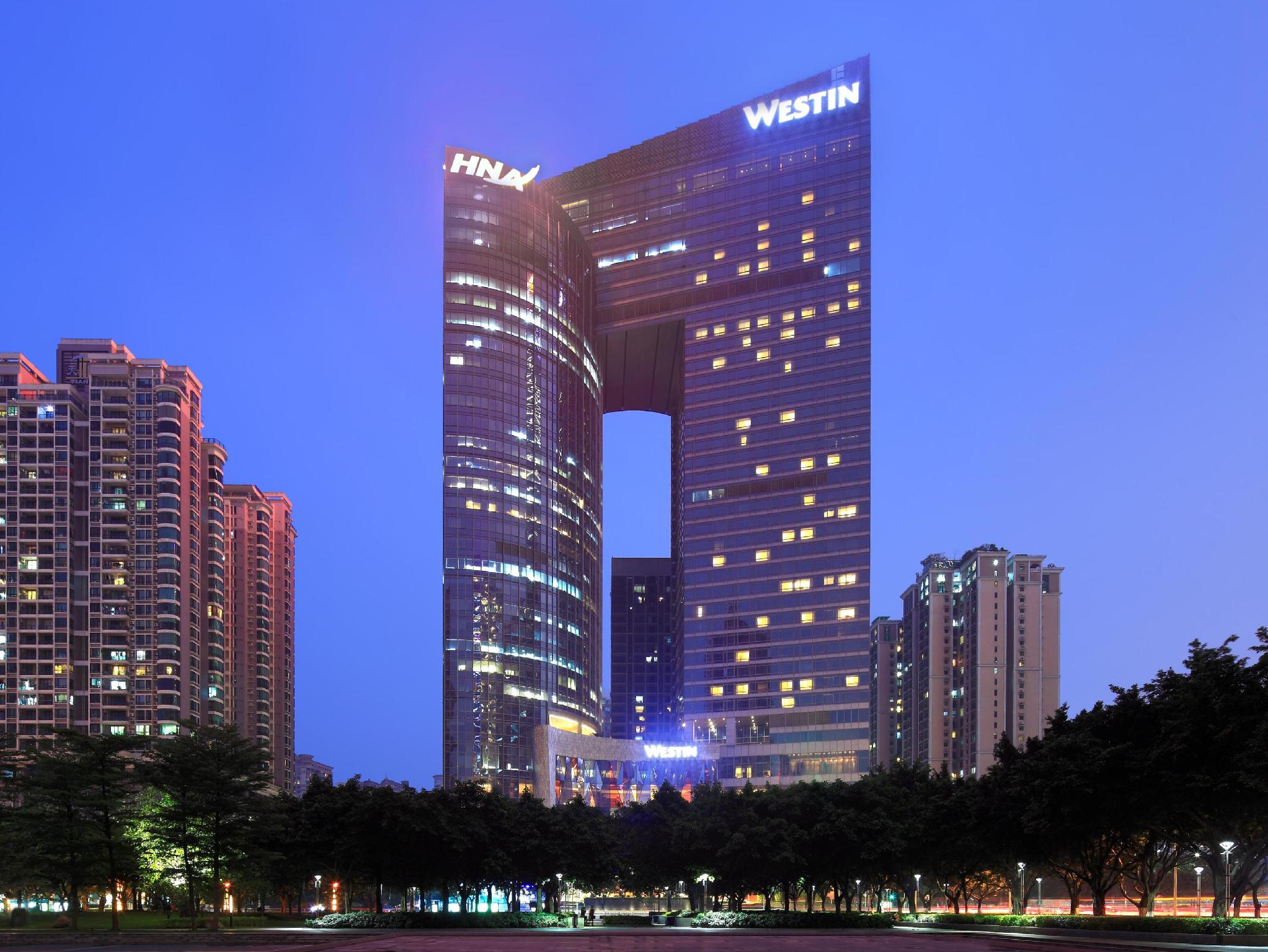 Book Westin Guangzhou Hotel China