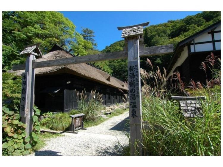 Onsen resort Tsuru no Yu