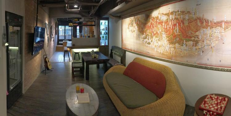 TOP HOSTELS IN TAIPEI: Formosa 101 Hostel