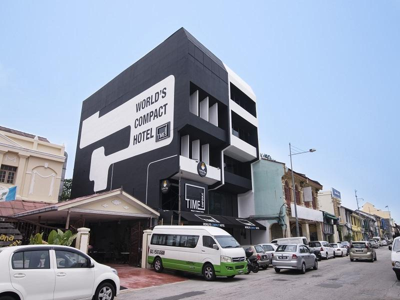 Time Capsule Hotel In Penang