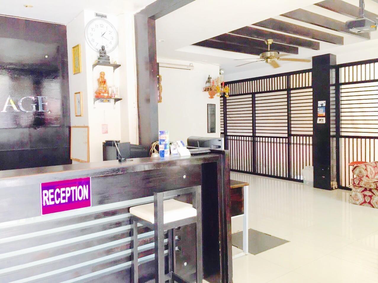 Bird Cage Patong Guesthouse Hotel Phuket Thailand