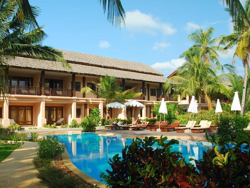 Thailand Beach Resort Hotel