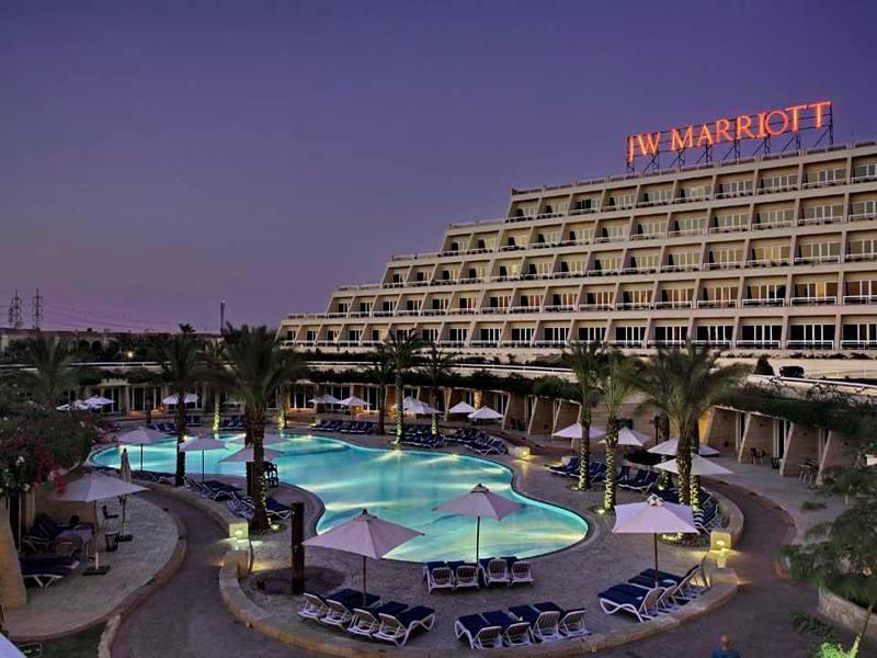 JW Marriott Cairo Hotel Egypt