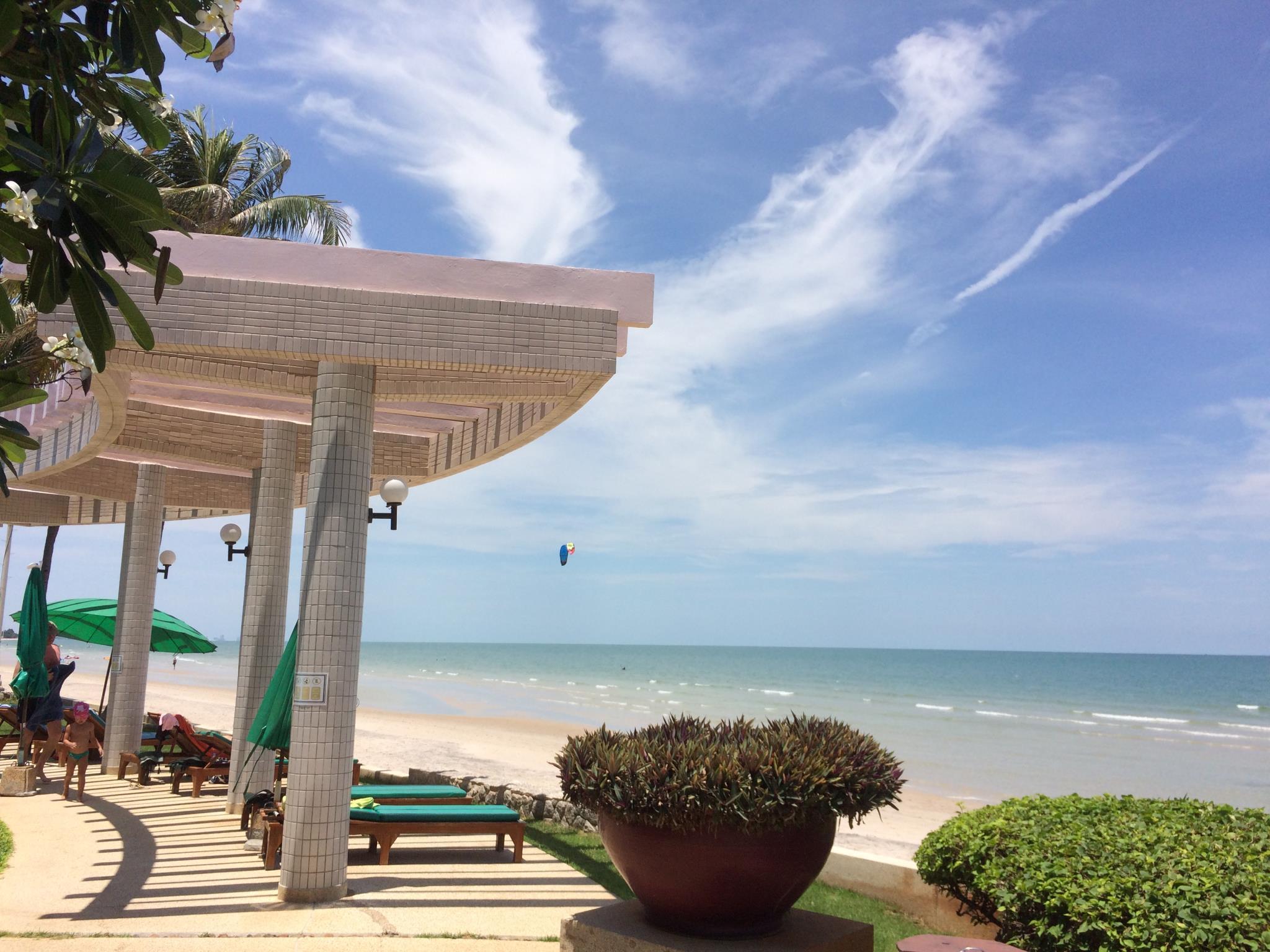 Baan Sansaran Tropical Beachfront Condo Hua Hin Beachfront