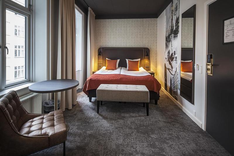 Mayfair Hotel in Copenhagen