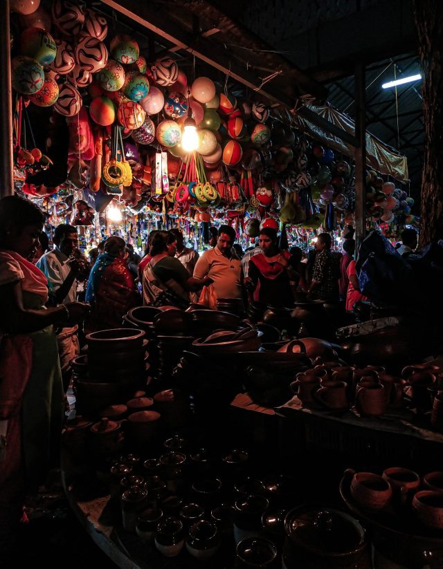 Indian Local Markets
