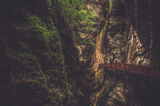 Canyon in Kastamonu