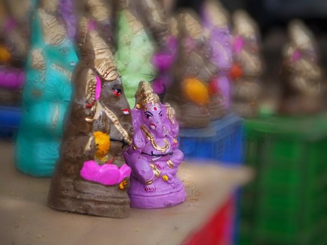 Ganesha twinning