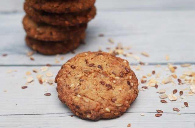 Multigrain Cookies – Healthy Snack
