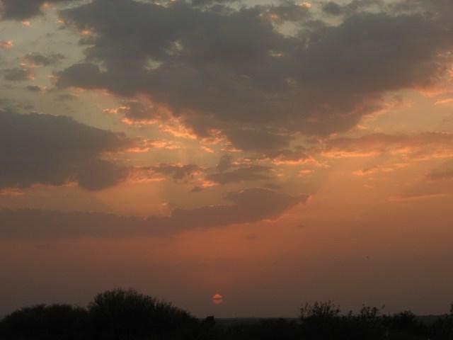 Tempting Sunset