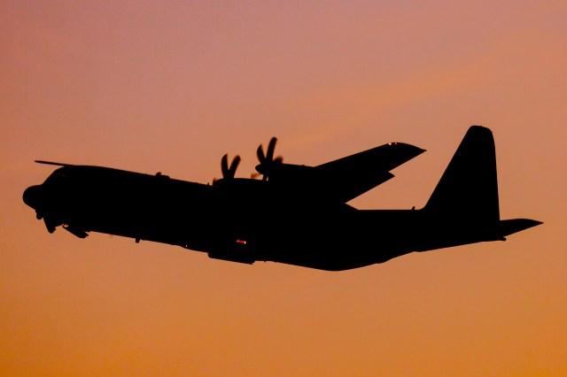 Transport Military Aircraft