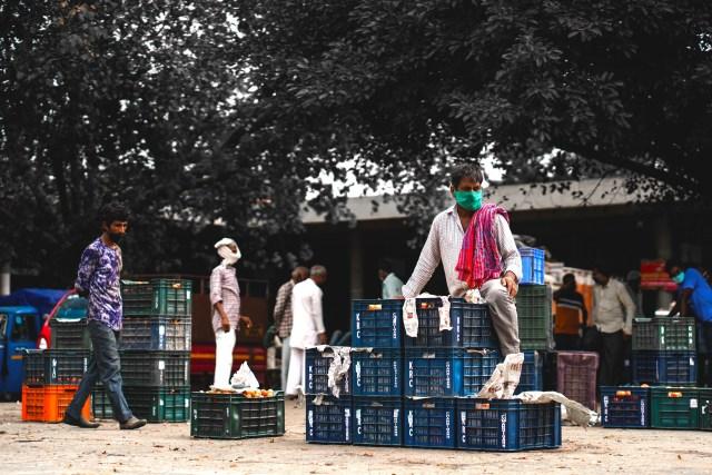 Market Vendors in Chandigarh
