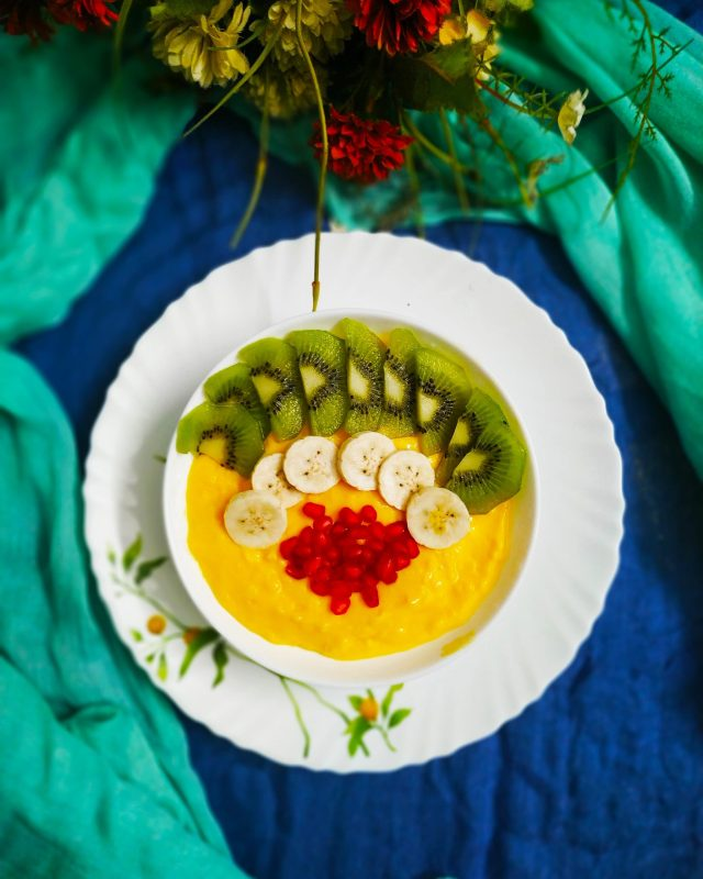 A Fruit Dish