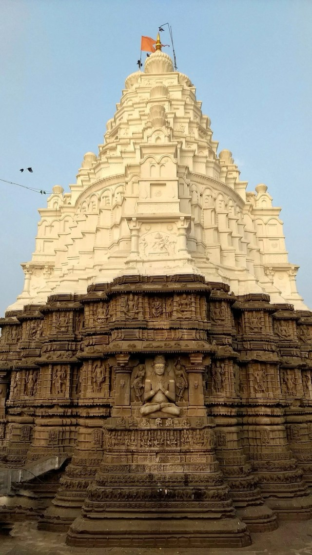 Aundha Nagnath Temple in ‎Hingoli, India
