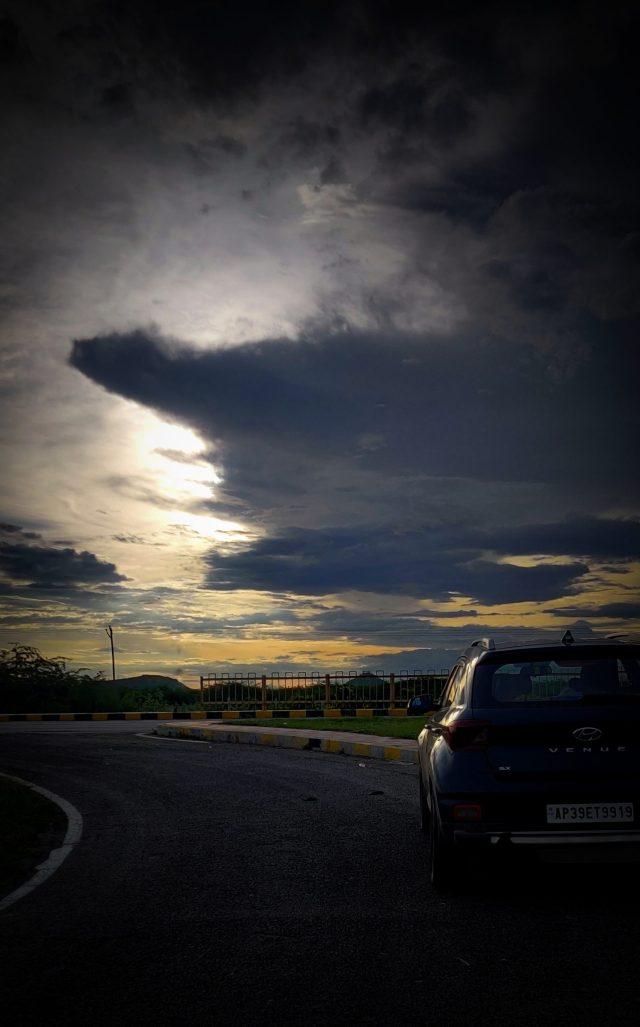 Highway Rides Scenery