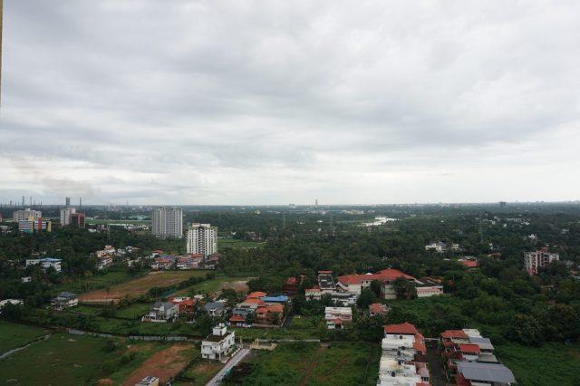 Kochi Cityscape