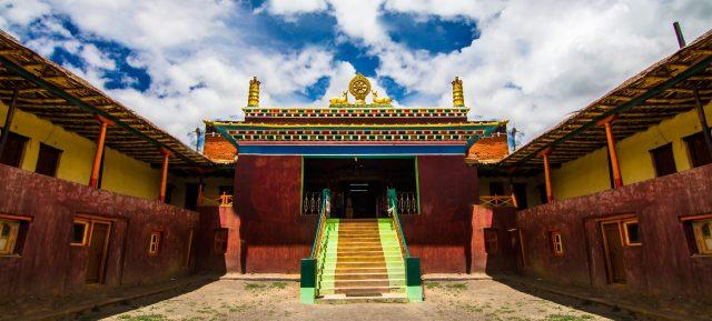 Komik Monastery