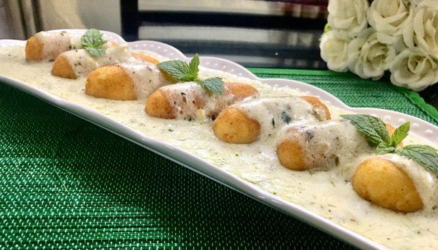 Main course Paneer Dish