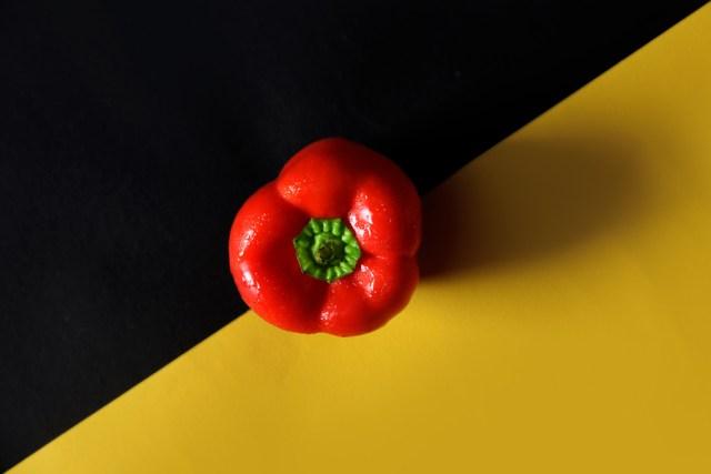 Red Capsicum Bell Pepper