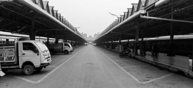 A parking place
