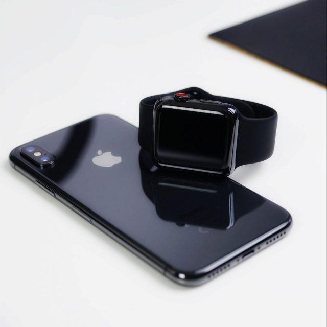 Apple flatlay