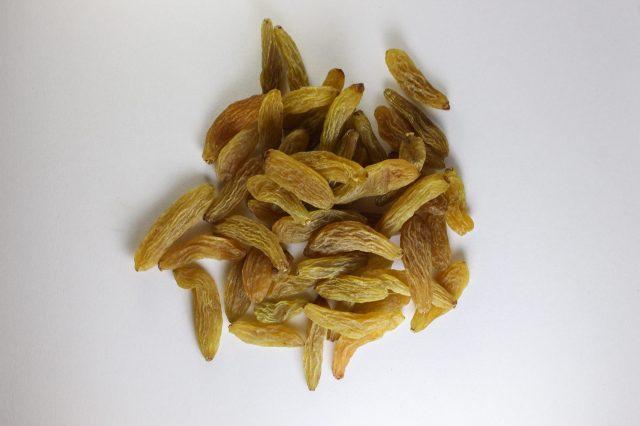 Raisins to eat