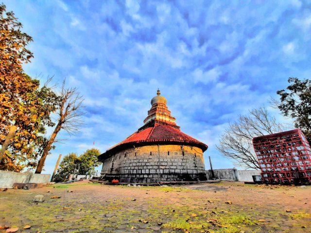 temple exterior