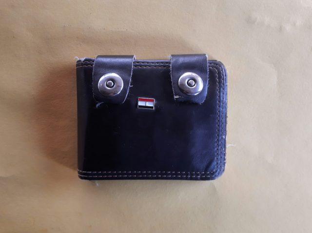 Man wallet