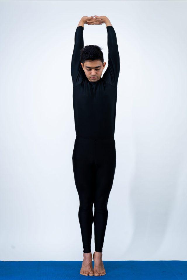 Full body Stretch exercise