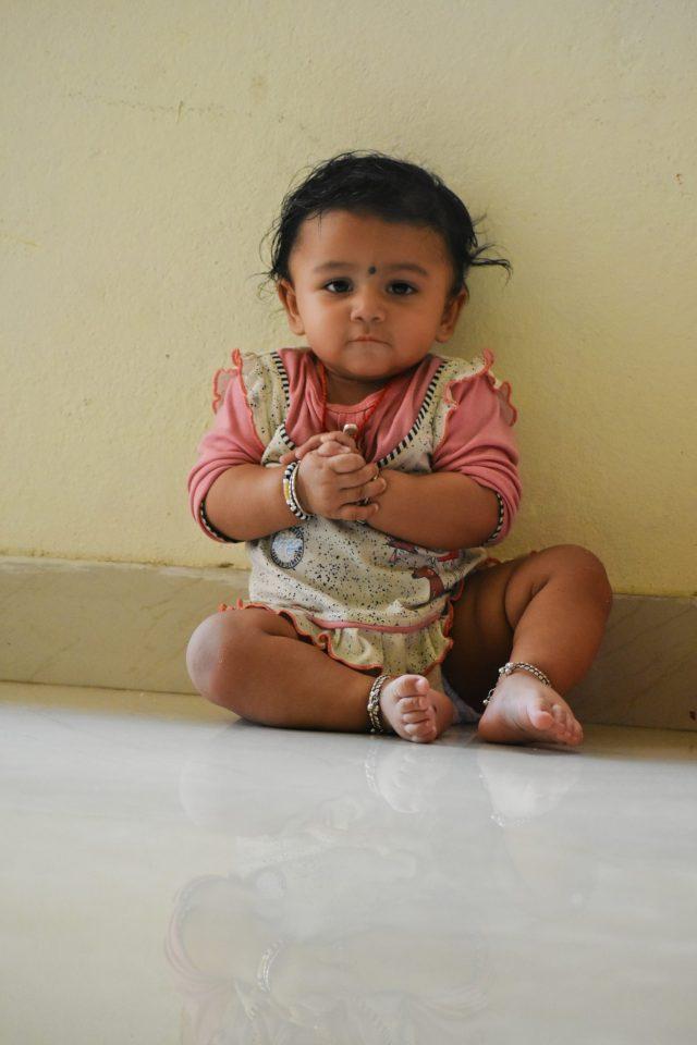 A cute little Baby Girl
