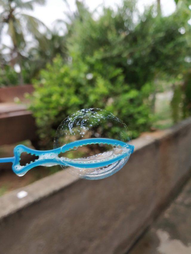 soap water bubble