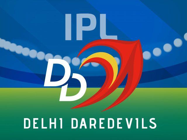 Delhi Daredevil IPL team logo