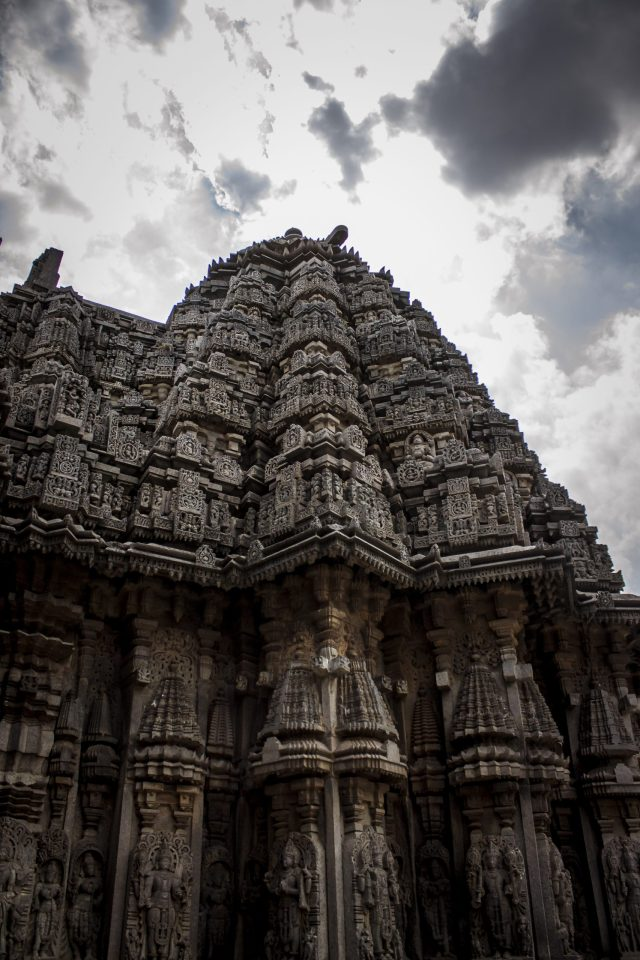 Indian ancient Temple