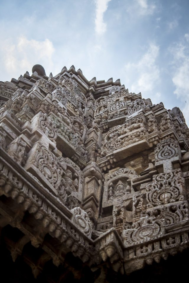 Indian ancient temple architecture