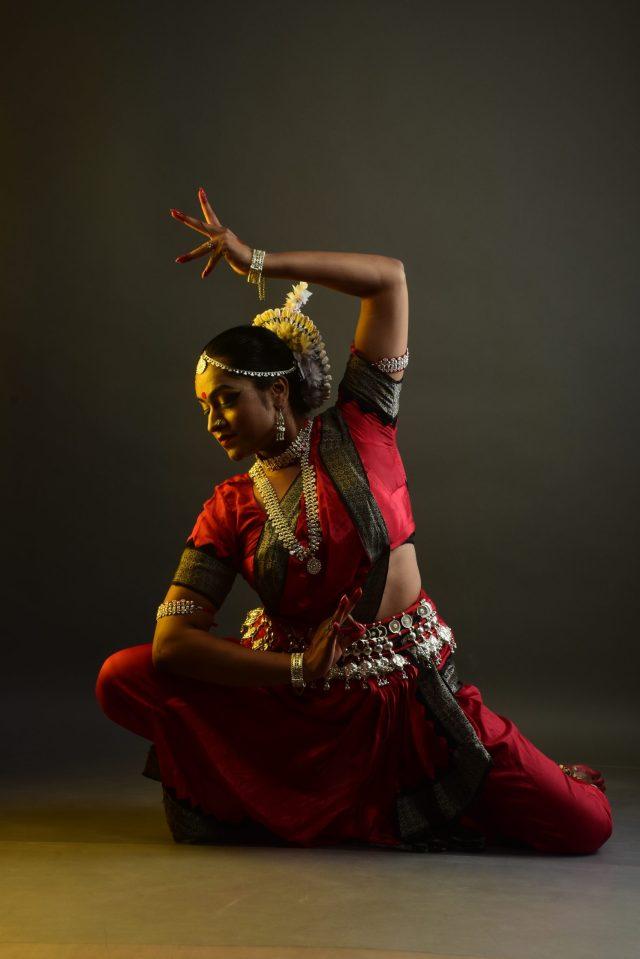A dance artist