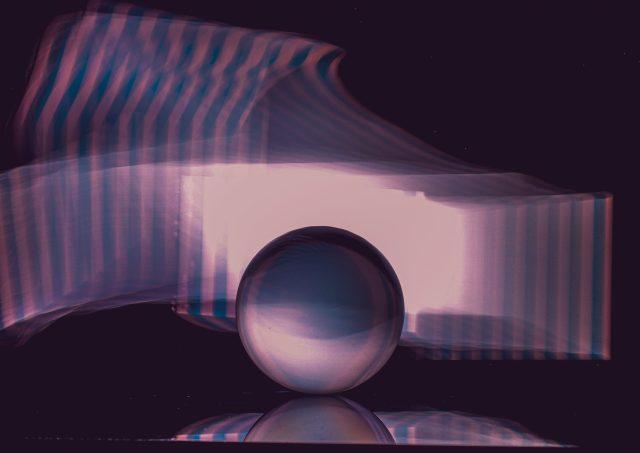 A lens ball