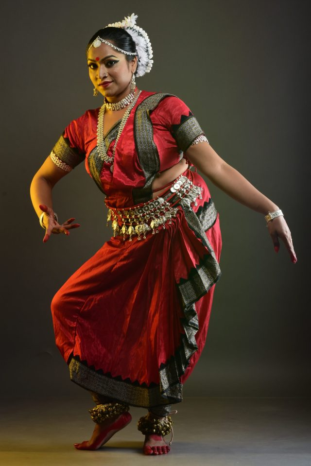 Classical dance artist