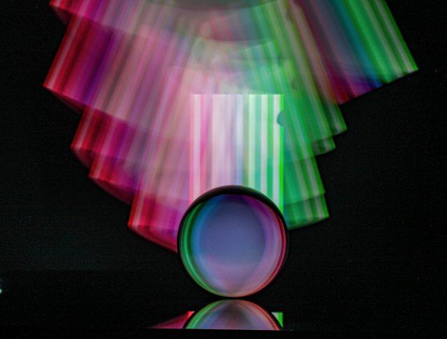 A lensball