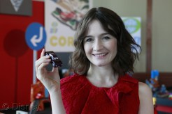Cars 2 Event - Emily Mortimer Image 1