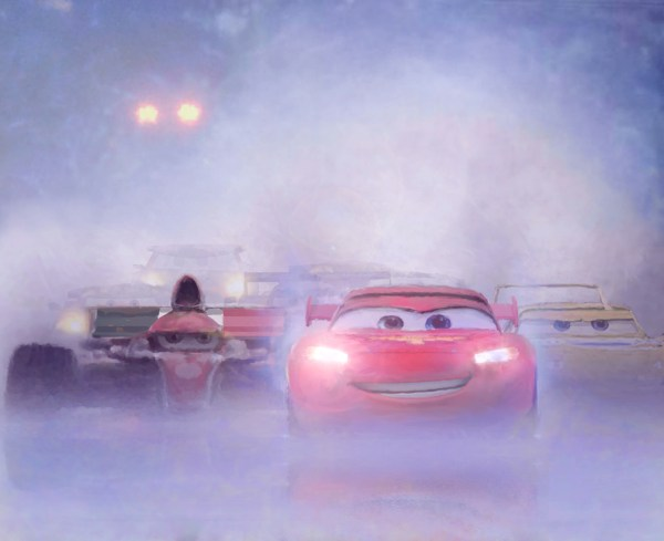 Book Art Of Cars 2 Hc