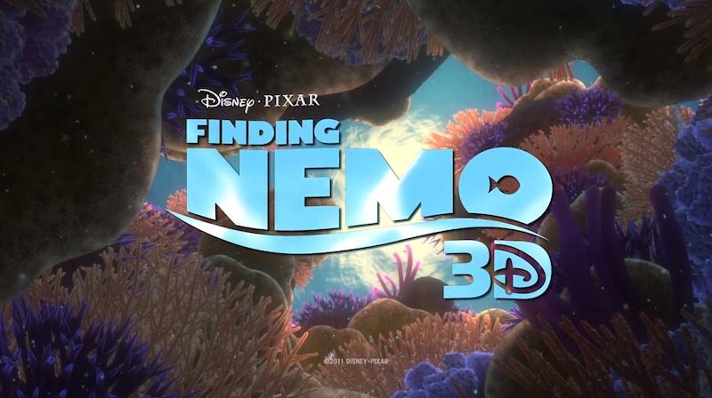 Pixar's Finding Nemo 3D